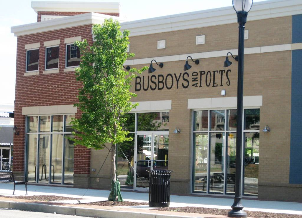 Busboys and Poets - Hyattsville