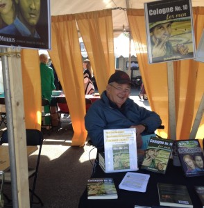 Gaithersburgh Book Festival 5-17-14