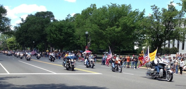 Rolling Thunder - May 25, 2014
