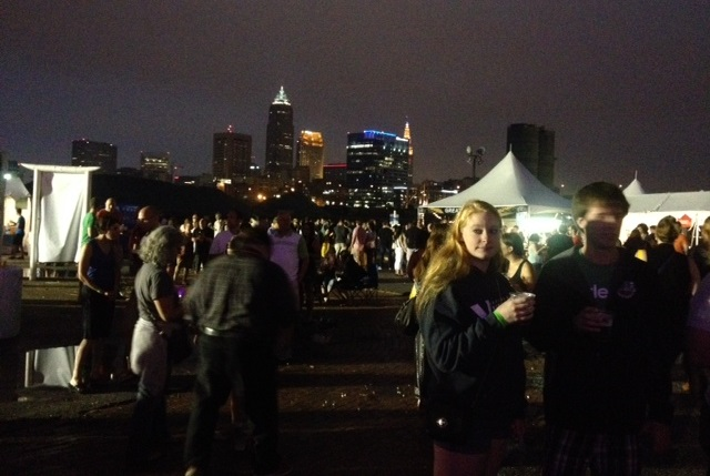 Goodnight Cleveland and the Burning River Fest