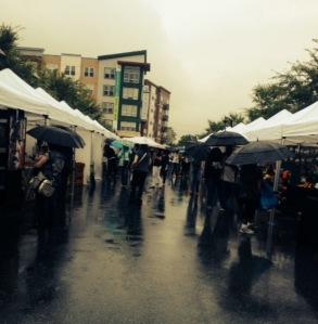 Monsoon at Hyattsville (MD) Arts Festival