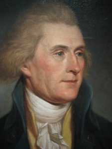 John Adams and son accused Jefferson of being a Muslim
