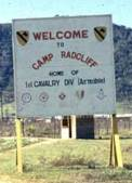 Camp Radcliff, Vietnam, 1967