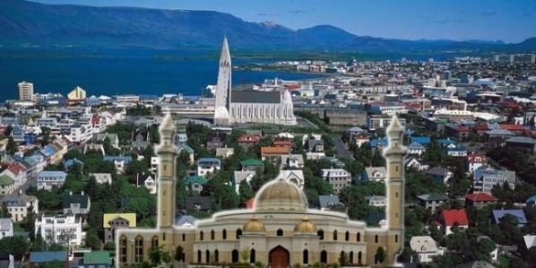 Icelandic Mosque?