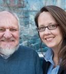 Antero Pietila and Stacy Spaulding