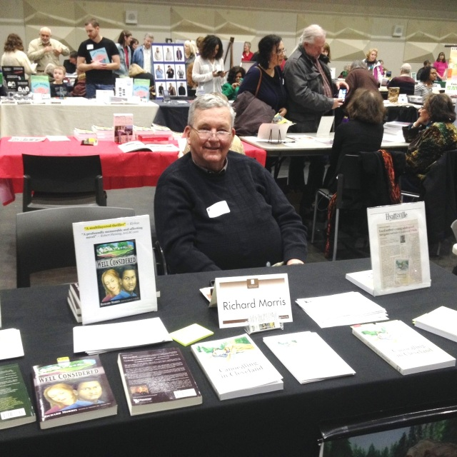 Parma-Snow Library Author Showcase - 3-7-15