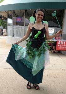 Luisa, the Green Fairy