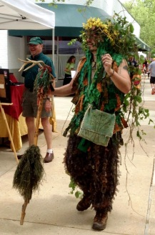 A Dancing Tree