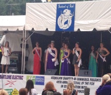 The Queens Pageant