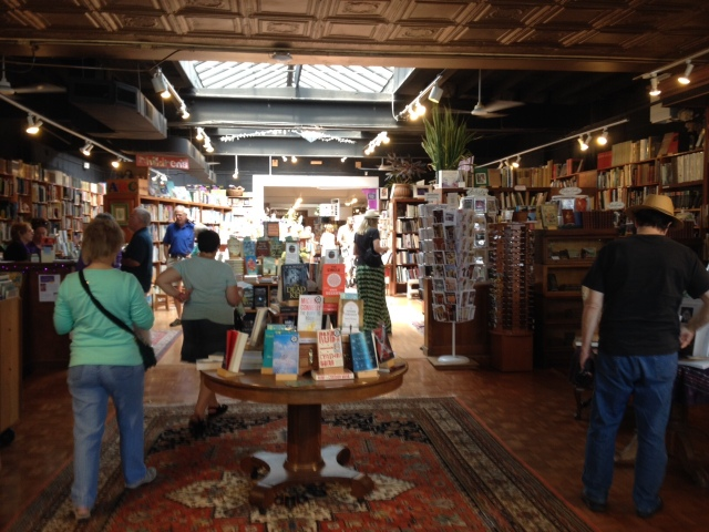 Inside Loganberry Books