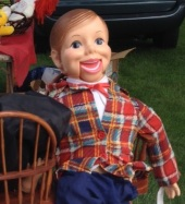 Howdy Doody Marionette