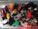 Steel Cars and Trucks