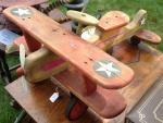 Wooden Flying Machine