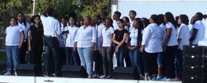 Largo High School Choir, Largo, Maryland