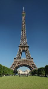 Eiffel Tower, Paris, France