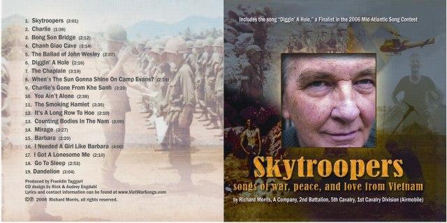 Skytroopers CD - www.cdbaby.com/richardmorris