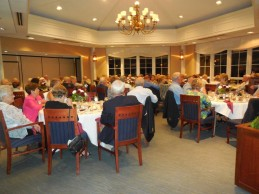Gala Dinner at Cleveland Yacht Club