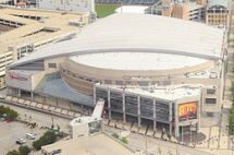 Quicken Loans Arena - home of the Cleveland Cavaliers