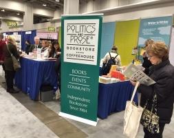 Politics and Prose Bookstore, Washington, DC