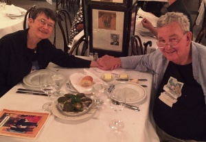 Fifty Years Later at Antoine's 2