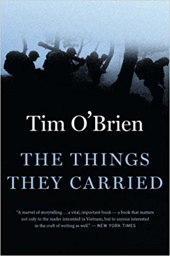 the vietnam war and the novel the things they carried by tim obrien
